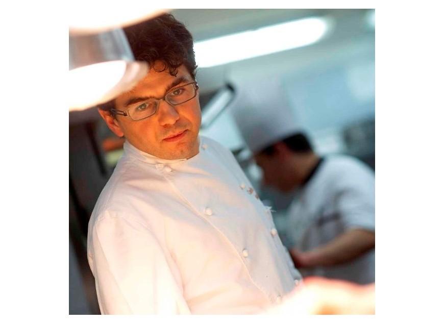 I nostri volti in cucina a Cosmofood: Corrado Fasolato