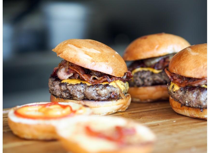 L'hamburger: un cibo che piace
